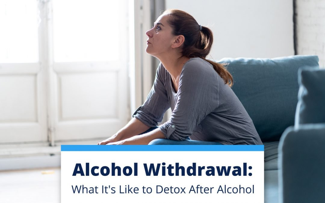 Acute Alcohol Withdrawal Symptoms